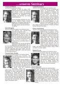 Kontaktschrift des Priesterseminars Sitten - Diocèse de Sion - Page 5