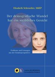 Elisabeth Schroedter, MdEP