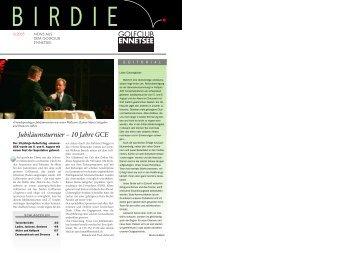 Birdie 3/05 - Golf Club Ennetsee