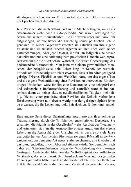 Leseprobe Band 3, Buch XI, Kapitel 4 - VEGA e.K.