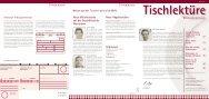 Ausgabe Winter 2012 - Tischlein deck dich