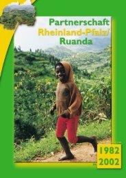 Grußwort - Partnerschaft Rheinland-Pfalz-Ruanda e.V.