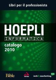 Libri Per Il Professionista - HOEPLI.it
