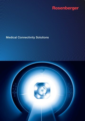 Medical Connectivity Solutions - EME