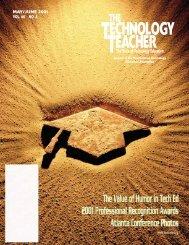 MAY/JUNE 2001 VOL. 60 NO. 8 - International Technology and ...