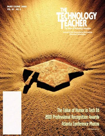 MAY/JUNE 2001 VOL. 60 NO. 8 - International Technology and ...