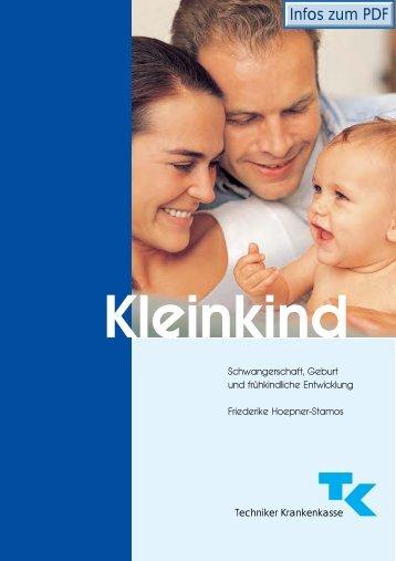 TK-Gesundheitsbroschüre: Kleinkind ... - Babypartner.de