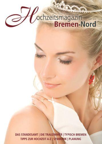 Hochzeitsmagazin Bremen
