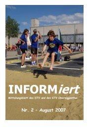 INFORMiert - TV Obersiggenthal