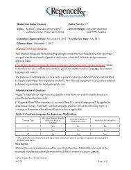 Revatio®, sildenafil 20mg Viagra®, sildenafil 25 mg, 50 ... - Regence