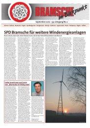BiB September 2012 - SPD-Ortsverein Bramsche