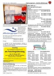 Ausgabe Nr. 03 vom 08.02.2013 Seite 15 - Langenzenn