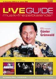 Günter Grünwald - Livegui.de