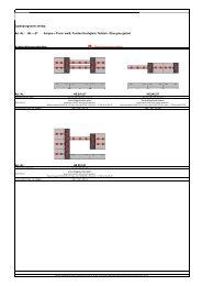 Typenprogramm zerlegt Art.-Nr.: H8.---.07 Korpus + Front ... - Finke