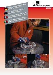 Werkzeug- und Formenbau: Hochglanz- polieren von Glasformen ...