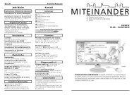 EINANDER - Katholische Kirche - Flingern/Düsseltal