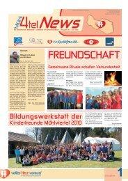 FREUNDSCHAFT - Wien - Kinderfreunde