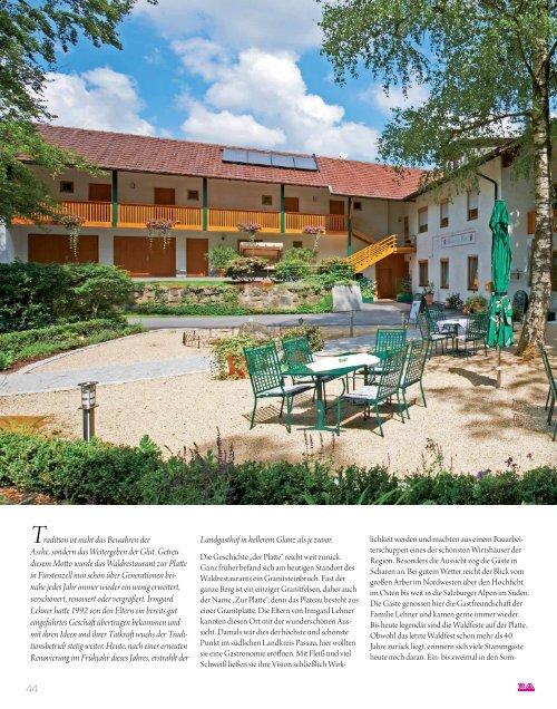Artikel lesen... - Gasthaus Zur Platte