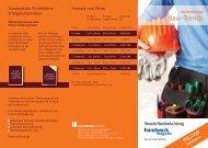 Media-Service Bau-Trends - Handwerk Magazin