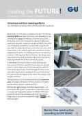 BAU 2013, Munich January 14 – 19, 2013 ... - G-U Hardware - Page 4