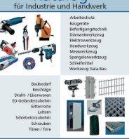 Katalog für Industrie und Handwerk - Gebr. Reinhard - Stahlhandel