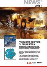 LETTER - David Brown Hydraulics Danmark A/S