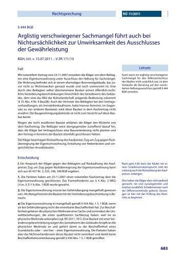 313 Bgb Störung Der Geschäftsgrundlage Beim Alpmann Schmidt