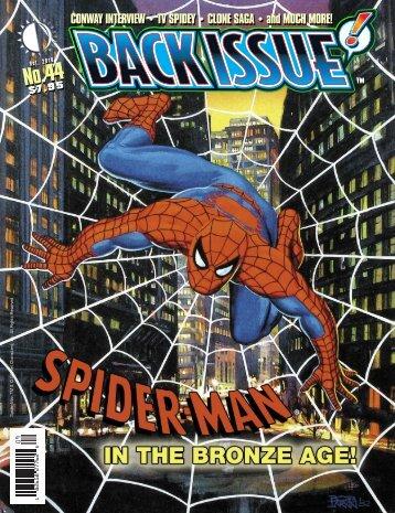 """Spider-Man Power Records"" (PDF) - Robert J Kelly - www.namtab ..."