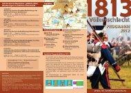 Download Flyer (PDF) - Verband Jahrfeier Völkerschlacht b. Leipzig ...