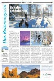 SVO: Das Reísemagazin 24. November 2012 - Marler Zeitung