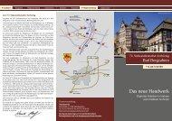 Südwestdeutscher Archivtag 2012 - Landesarchiv Baden Württemberg