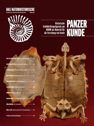 Frühling 2010 - Naturhistorisches Museum Wien