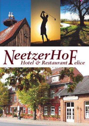 Hotel Katalog - Hotel Neetzer Hof