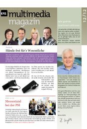 PDF-Download des MM-Magazins, 1,73 MB - KMS Kafitz ...