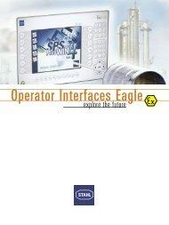 Operator Interfaces Eagle - ertech.ch