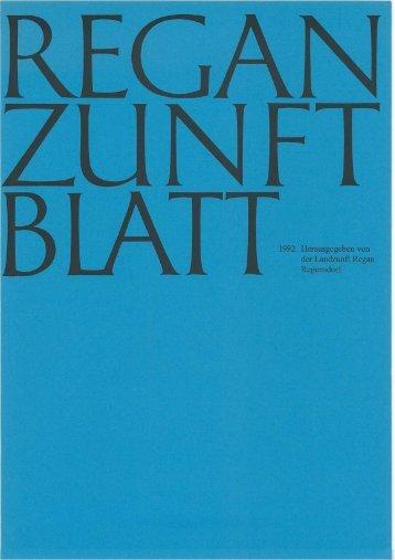 1992 - Landzunft Regensdorf
