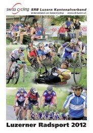 Luzerner Radsport 2012 - Schweizer Paraplegiker-Vereinigung