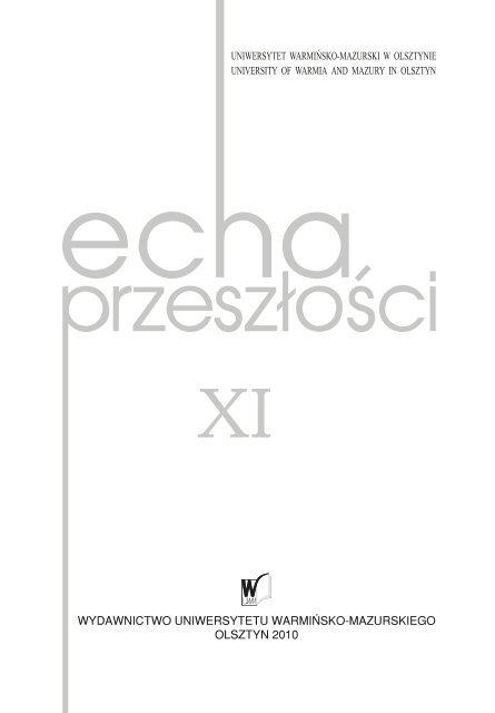 Untitled Uniwersytet Warmińsko Mazurski