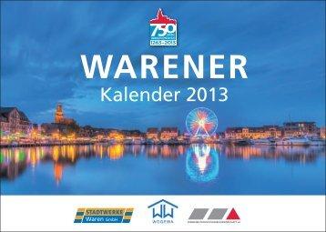 WARENER - WOGEWA Wohnungsbaugesellschaft Waren mbH