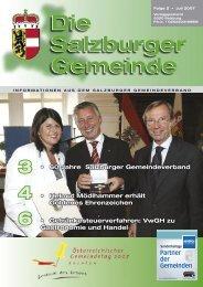 Salzburger Gemeinde - Kommunalnet