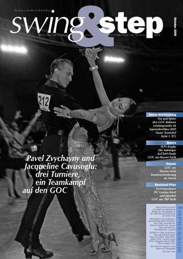Pavel Zvychayny und Jacqueline Cavusoglu: drei Turniere ... - DTV