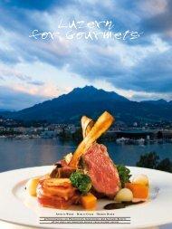 Luzern for Gourmets - Confiserie Bachmann, Luzern