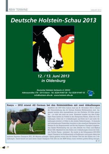 RBW-Termine und Auktionstermine 2013 - Rinderunion Baden ...