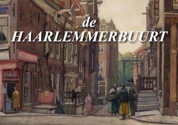 de HAARLEMMERBUURT - Theo Bakker's Domein