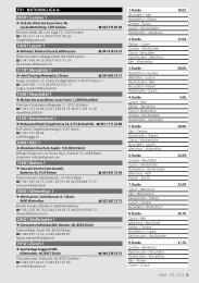 Spielplan SMM 2012