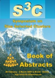 Book of Abstracts Book of Abstracts - Universität Konstanz