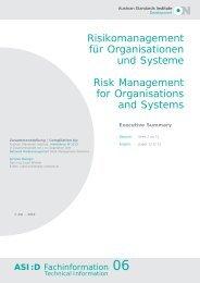 ASI:D - HEISEN Projekt & Prozess Management