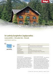 In Ludwig Ganghofers Jagdparadies (application/pdf) - Tirol