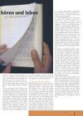 Gottes Wort hören und leben - Kirchenblatt - Seite 5