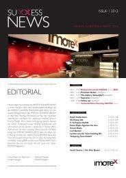 SUXXESS NEWS Archiv - Imotex